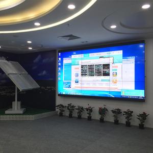 三星原装液晶拼接屏电视墙监控显示屏ktv大屏幕拼接器46 50 55寸
