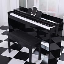 爱乐丝88键多功能带重锤电子钢琴  家用初学考级专业培训推荐用琴