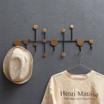 北欧个性创意试衣间挂钩服装店衣架挂衣钩更衣室墙面装饰壁挂墙壁