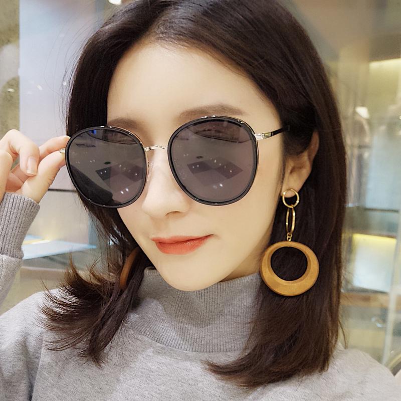 2019新款gm偏光女防紫外线太阳镜