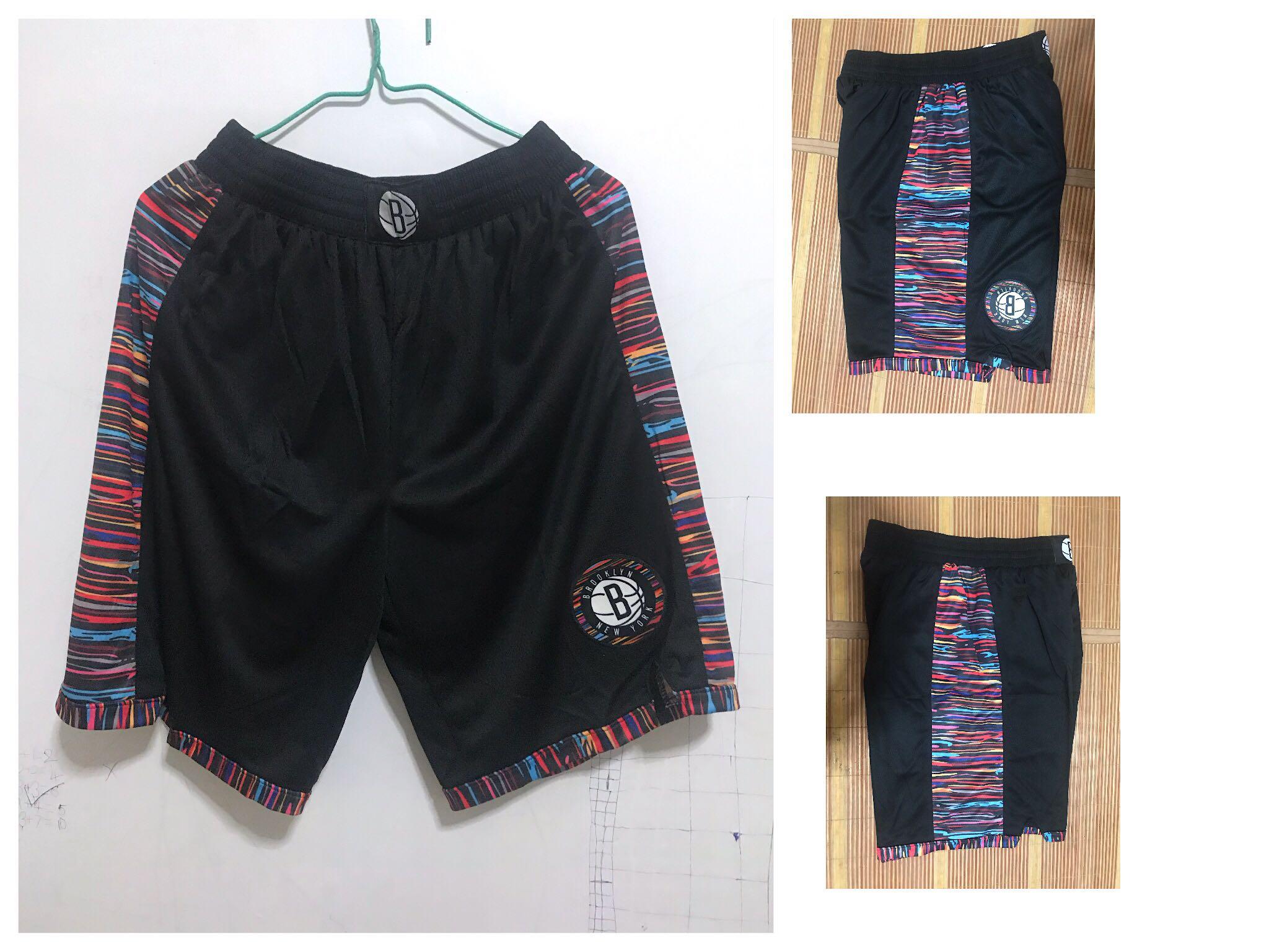 新面料网队黑色白色球衣球裤短裤限时抢购