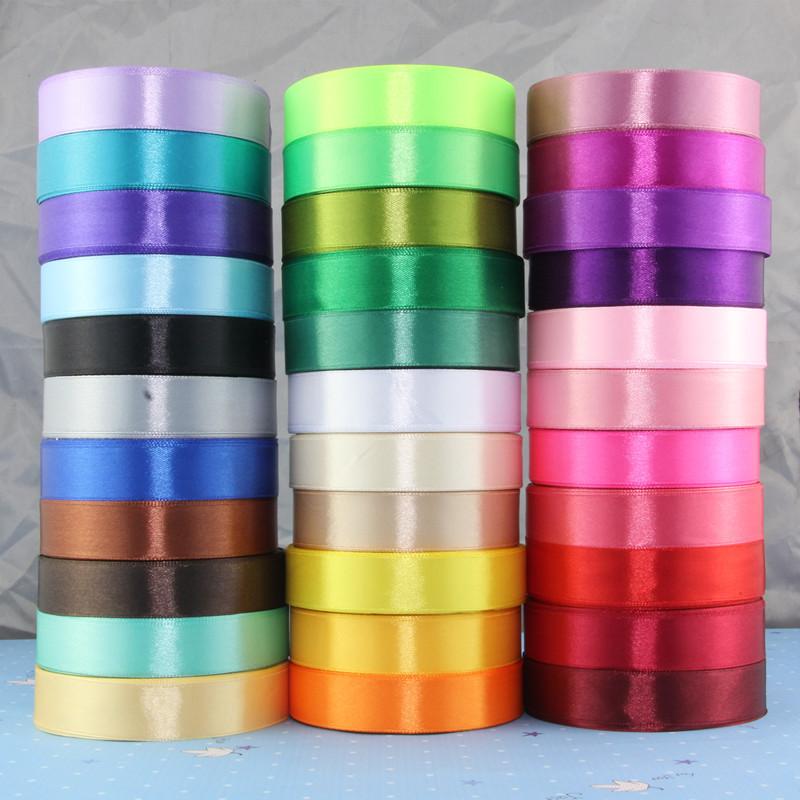 烘焙包装配件材料 2cm-2.5cm宽丝带缎带织带 花艺礼品丝带