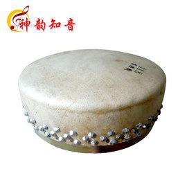 神韵知音418型京班鼓京戏鼓戏剧鼓416板鼓和尚头鼓板420豫剧司鼓图片