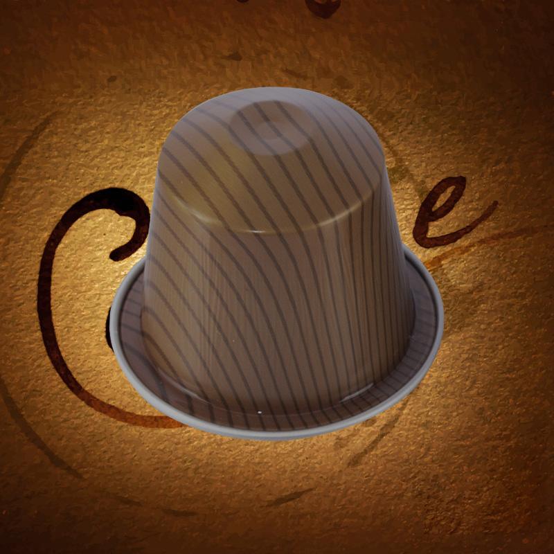 雀巢Nespresso巧克力风味Ciocattino奈斯派索咖啡机卡布奇诺胶囊