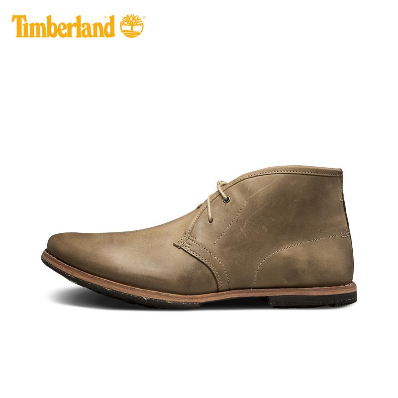 Timberland/添柏岚男鞋潮流舒适透气商务休闲靴|A1J4G
