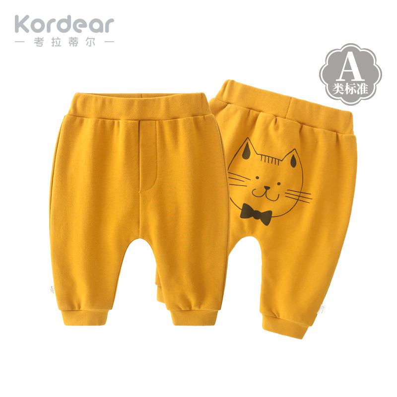 限20000张券宝宝裤子纯棉短裤婴儿男童运动裤