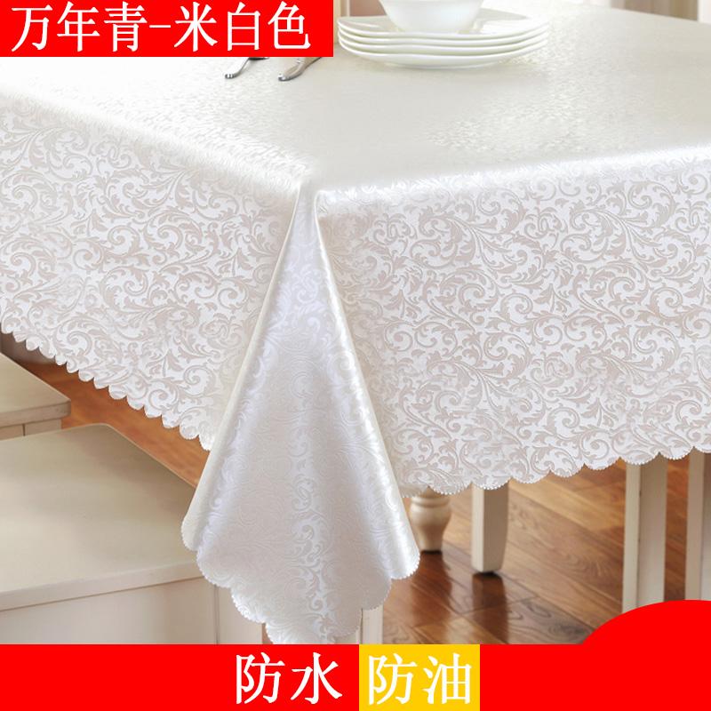 【SAINTBORA】欧式防水防油桌布