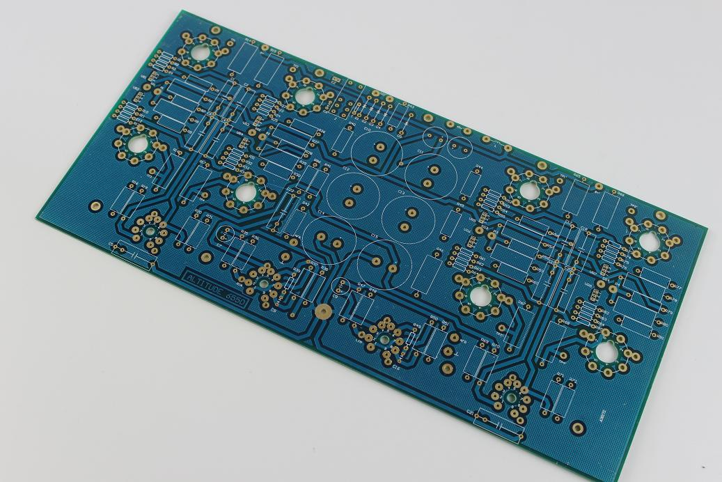 Параллельный двухтактный KT150/KT120/KT88 ламповый усилитель PCB