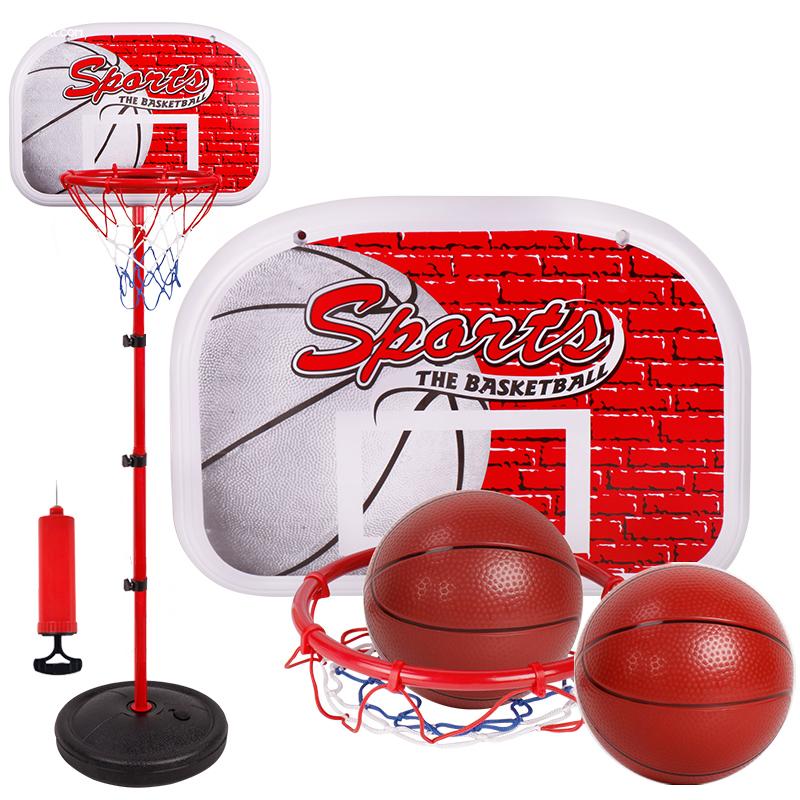 兒童籃球架可升降室內家用掛式投籃框寶寶球類玩具戶外玩具男孩