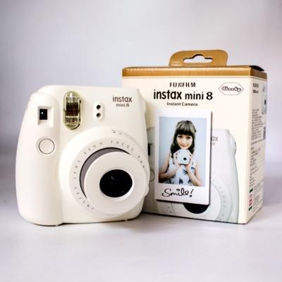 一次成像mini7S熊猫/7C套餐含拍立得相纸自拍照相机mini9相机