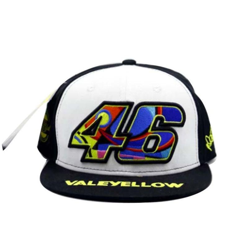 MOTO.GP 46 количество ло западный ROSSI квартира карниз мотоцикл шляпа движение бейсболка F1 гоночный шляпа