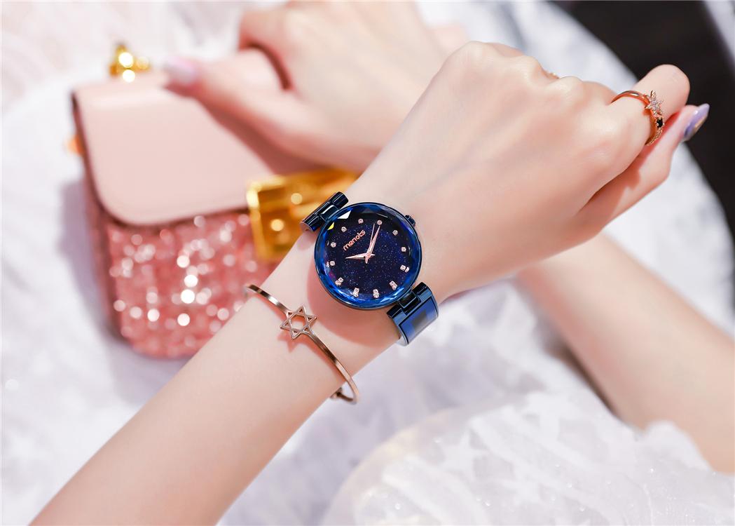 Bracelet Star Watch womens star all over the sky
