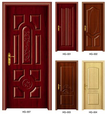 木门套装室内门现代简约生态门复合免漆门实木烤漆门房间门卧室门