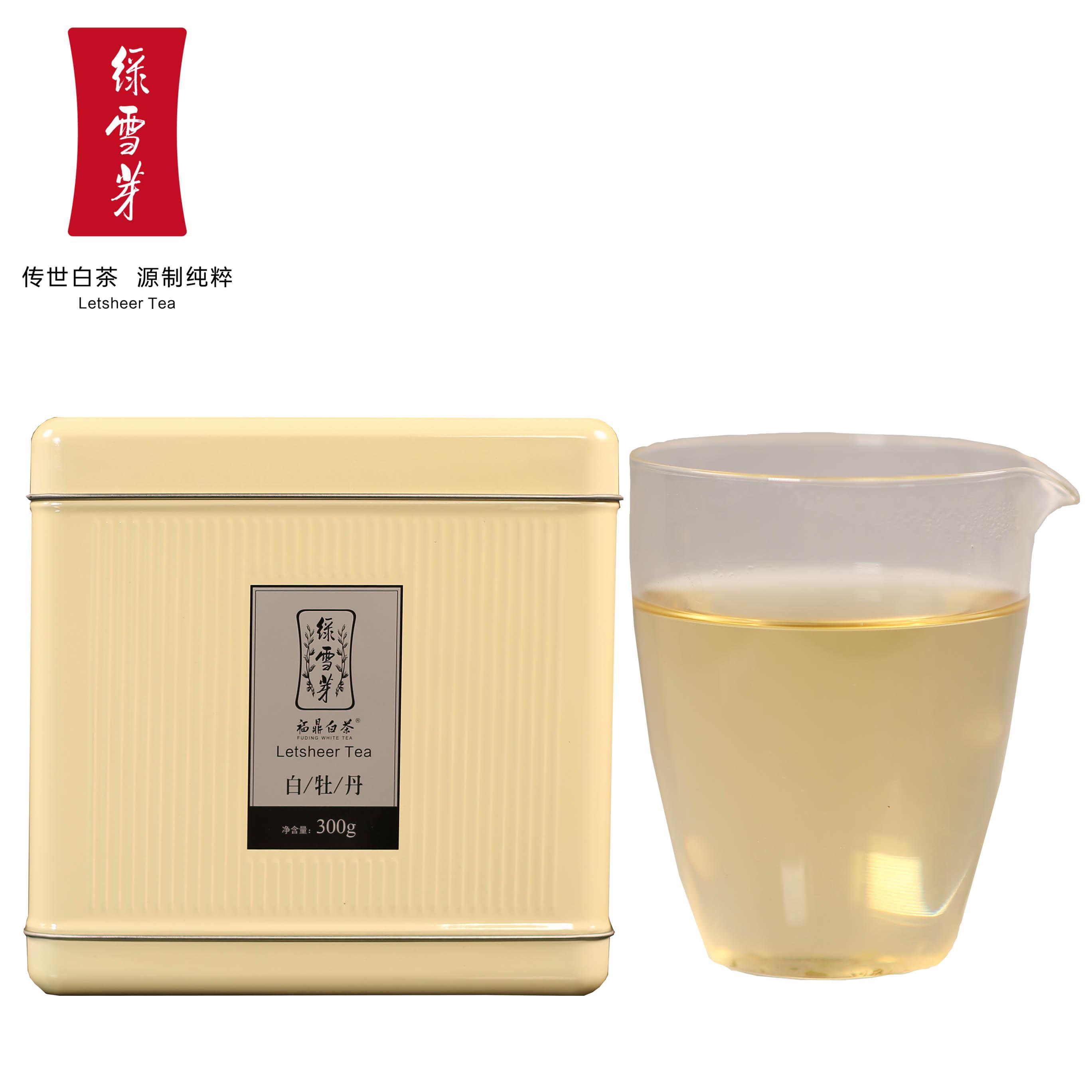 Чай Пай Му Тан Артикул 596245996036