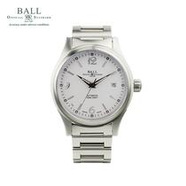 白色40mmWHS1JNM1088C精英系列BALL波尔表