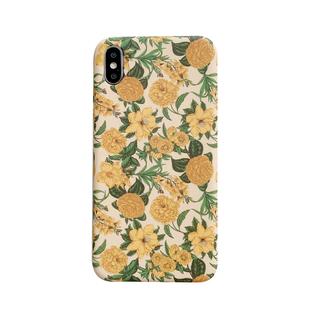 法式復古花朵8plus/7p/12蘋果x手機殼XS Max/XR/iPhoneX女iphone11Pro硅膠創意個性日韓國全包防摔保護套新款