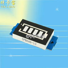 Lithium battery battery indicator panel 6/12/24/36/48V battery power display for electric vehicle