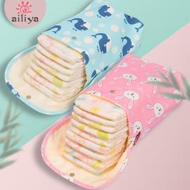 婴儿尿不湿收纳袋外出便携式纸尿裤包防水宝宝装衣服尿片尿布袋子