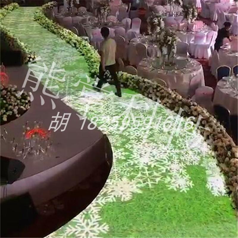 3D投影多通道地面互动墙面投影游戏融合定制投影软件设备厂家直销