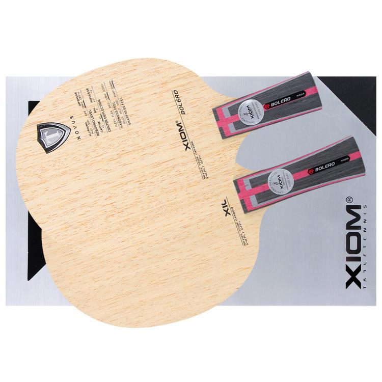 正品XIOM骄猛BOLERO暴龙碳王蝴蝶王结构芳碳乒乓球拍底板