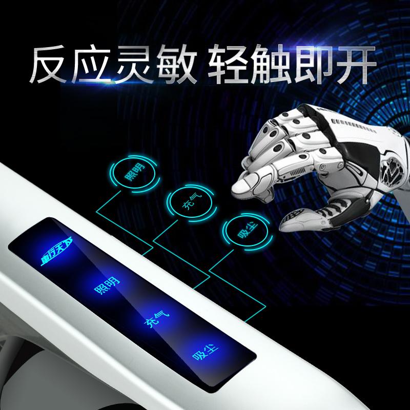 车载吸尘器充气泵大功率超强吸力家车两用强力专用汽车吸尘器车用