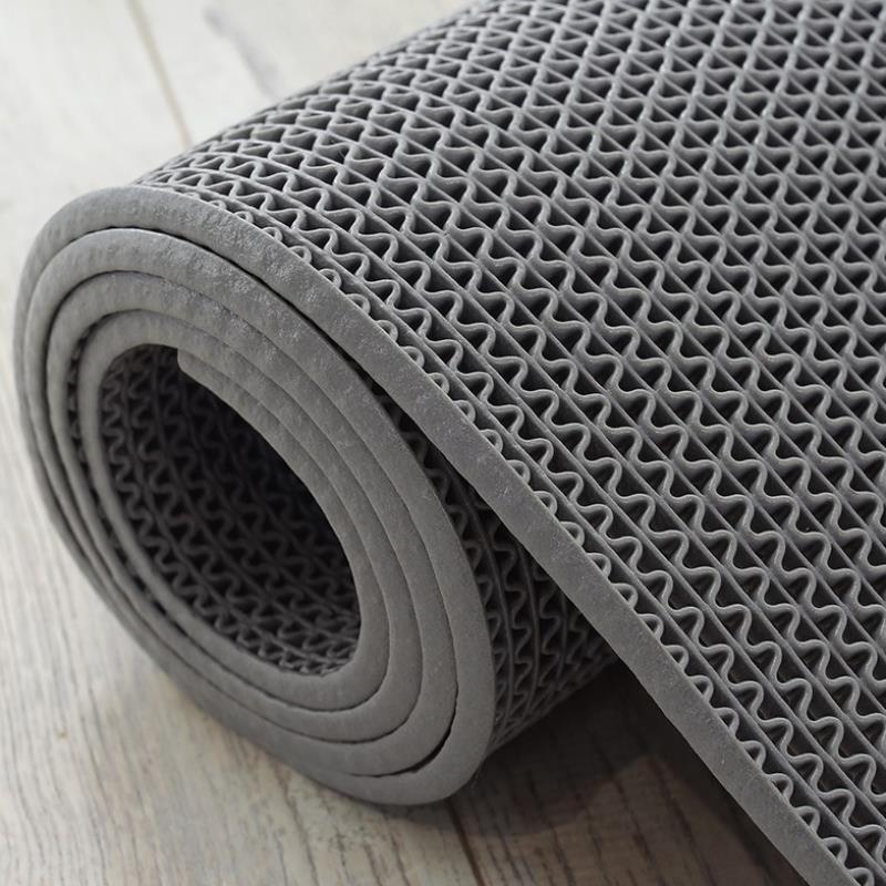 。镂空悬浮疏水地垫防滑脚垫进门0.9宽卫生间洗澡防摔地毯加厚户