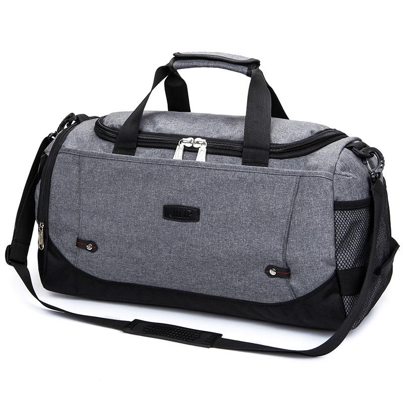 Специальное предложение портативный сумка мужской и женщины посадка большой мощность багаж пакет мешок водонепроницаемый путешествие мешок путешествие пакет подожди свойство пакет