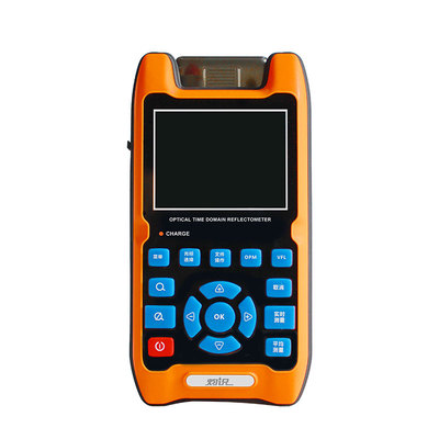 Insight OTDR Optical Time Domain Reflectometer ZS1000-A Optical Fiber Tester Optical Cable Fault Breakpoint Optical Fiber Test Tool 100km