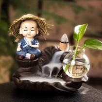 澜扬紫砂茶宠变色茶盘茶台茶艺金蟾茶具配件创意茶宠摆件精品可养