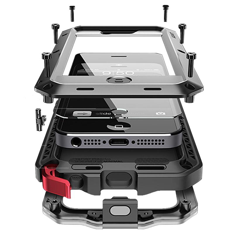 苹果iphone4s左右开手机套