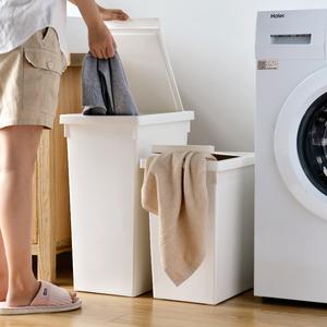 久梨沙特大号脏衣篮脏衣篓收纳筐放玩具储物晒洗衣篮软塑料桶家用