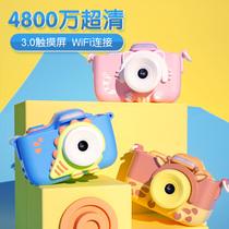 儿童照相机玩具可拍照数码高清可打印小型学生便携宝宝新年礼物