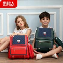 双肩儿童书包小学生男孩女童一二三到六年级轻便减负护脊3四五1-6