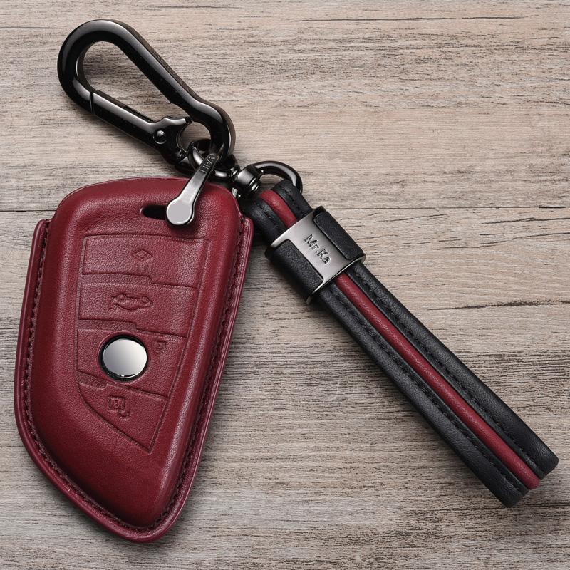 宝马5系钥匙套525li3系325liX1X3X5X6车118i7系730刀锋真券后108.00元
