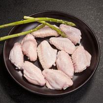 西捷鸡中翅奥尔良鸡翅中新鲜冷冻生鸡肉生鲜烧烤炸中翅鸡排烤肉