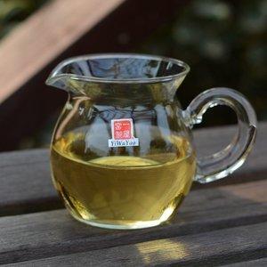 一屋窑公道杯耐热玻璃加厚分酒分茶器茶海功夫茶具公杯热牛奶大容