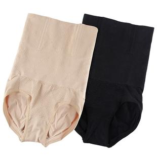 产后收腹内裤女高腰塑身神器纯棉裆瘦身燃脂收复提臀收胃塑形束腰品牌