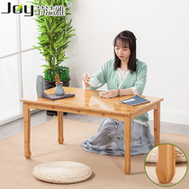 Bamboo Kang Table bed computer table Square Table coffee table modern simple floating window table table tatami table Low table Kang several