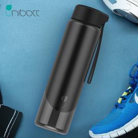 Unibott优道PP塑料水杯随手杯运动个性防摔便携创意大容量男杯子