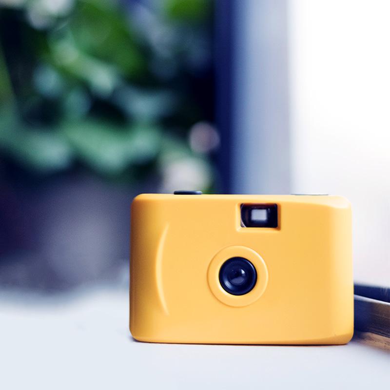 复古胶片相机ins傻瓜胶卷相机一次性多次性防水照相机学生送礼物