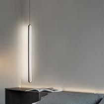 时尚吊灯LED玻璃球伸缩后现代简约北欧创意餐厅铁艺个姓单头圆球