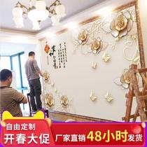 防水50米大卷墙纸自粘卧室温馨3d立体壁纸大学生自贴宿舍寝室家用