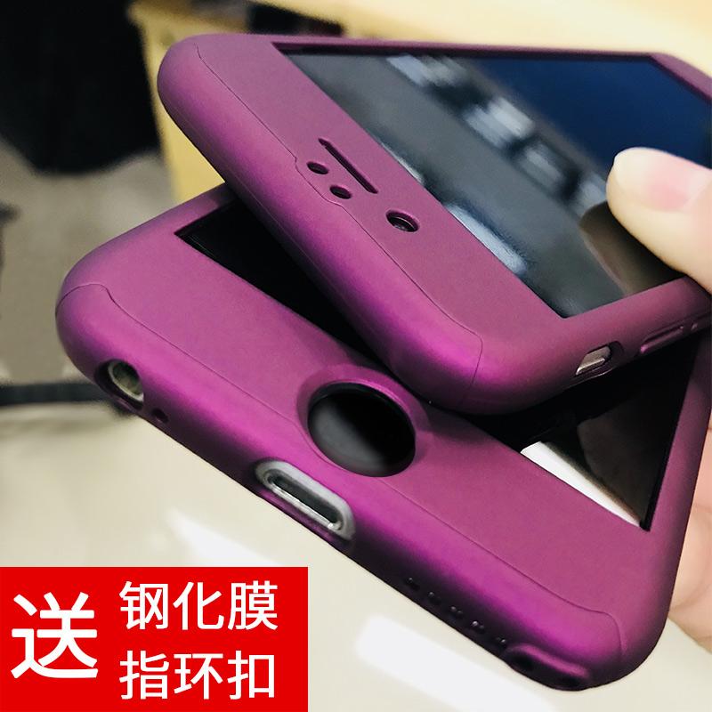 iPhone6手机壳 苹果6plus磨砂硬壳 6s全包壳4.7寸7P防摔新款5.5寸苹果6splus手机壳i6潮男女七八创意保护套i8