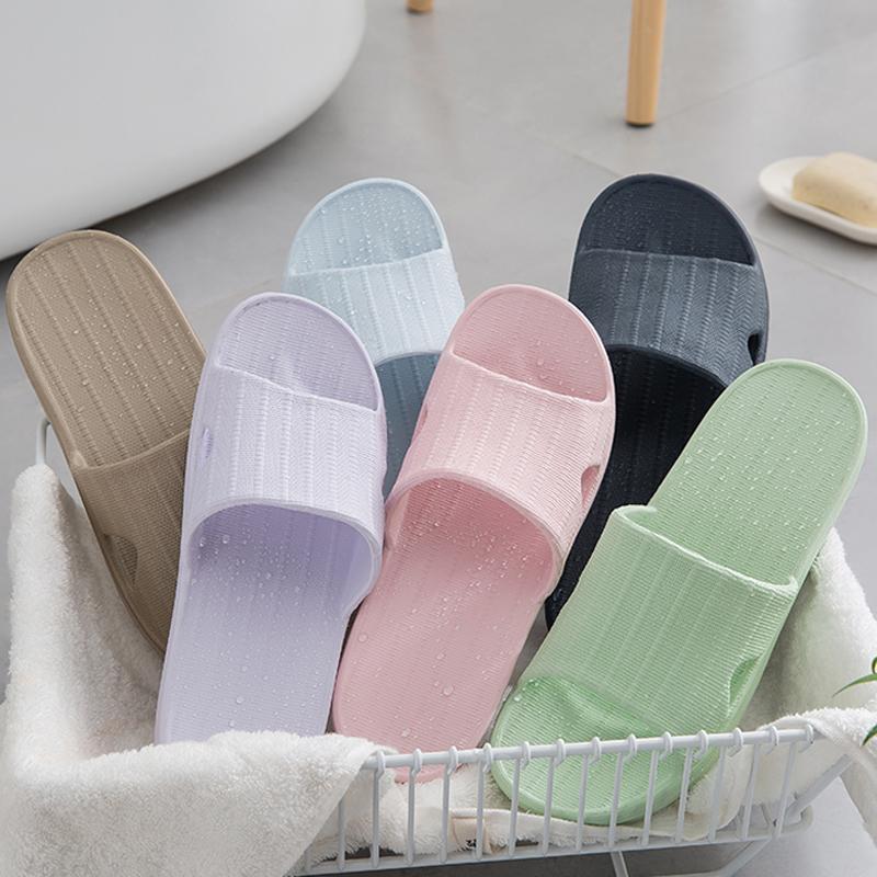 浴室拖鞋女夏天室内情侣凉拖鞋软底厚底防滑洗澡家居男士拖鞋夏季