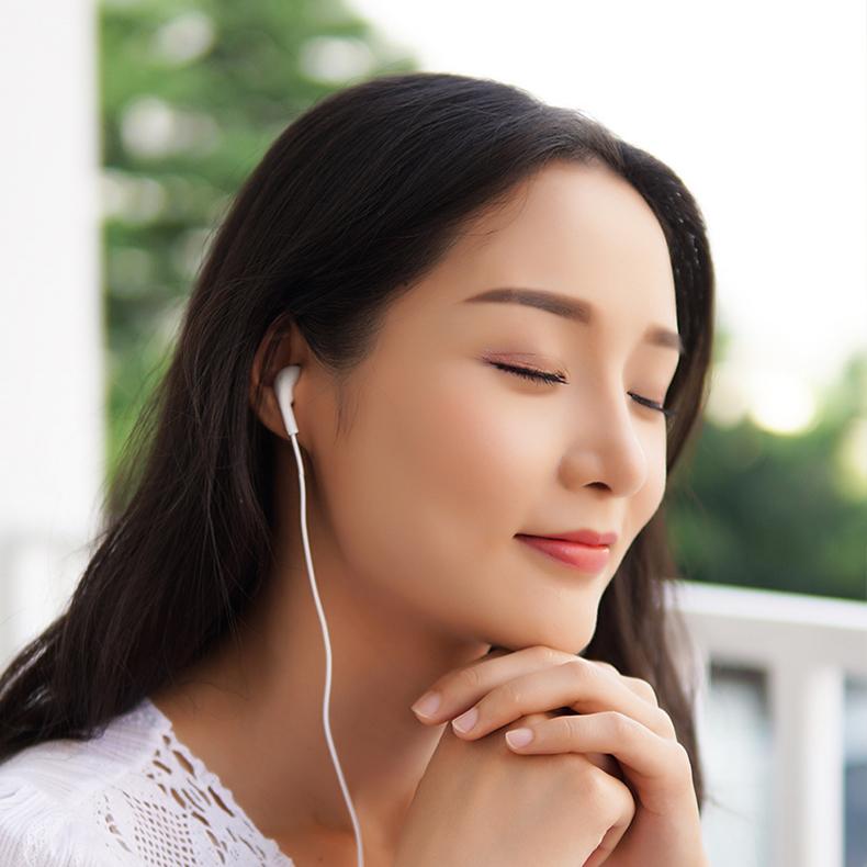 苹果手机iphone7p耳机入耳式oppo华为vivo通用6宾博原�b正品女生8x耳塞6s有线线控小米电脑重低音炮挂耳耳麦