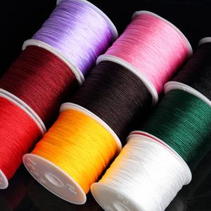 领5元券购买红绳编织绳编织线72号玉线手工手绳子手链项链脚链DIY材料中国结