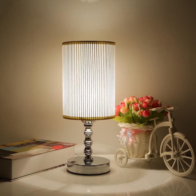 億點靚簡約 宜家臥室床頭書房客廳宿舍學習實木調光 小台燈