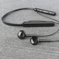 Kunpu genuine Huawei Halter Bluetooth headset MP3 all in one wireless dual ear sports running with internal memory card, super long endurance earplug for students applicable to Apple micro Android