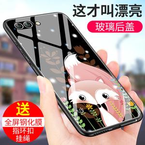 华为nova2s手机壳nova2玻璃plus保护套nove2男女款navo潮牌网红新