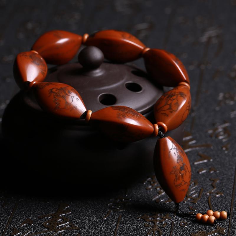 Разные сувениры из косточек фруктов Артикул 539558055416